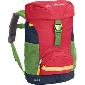 VAUDE Ayla 6 Daypack marine/red